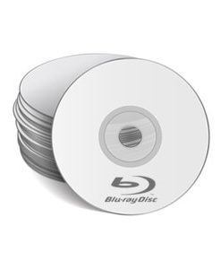 Blu-ray Kleinserien Kopierservice