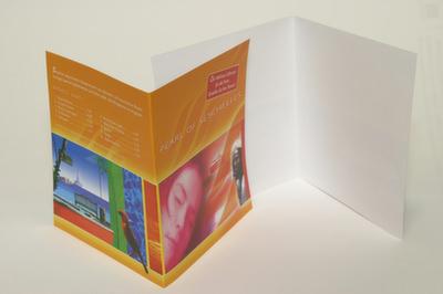 CD-Booklet 4-seitig 4/0