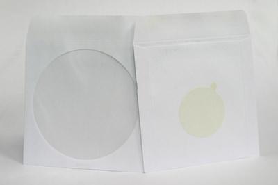 Papierfenstertasche