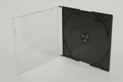 Ultrabox mit schwarzem Tray